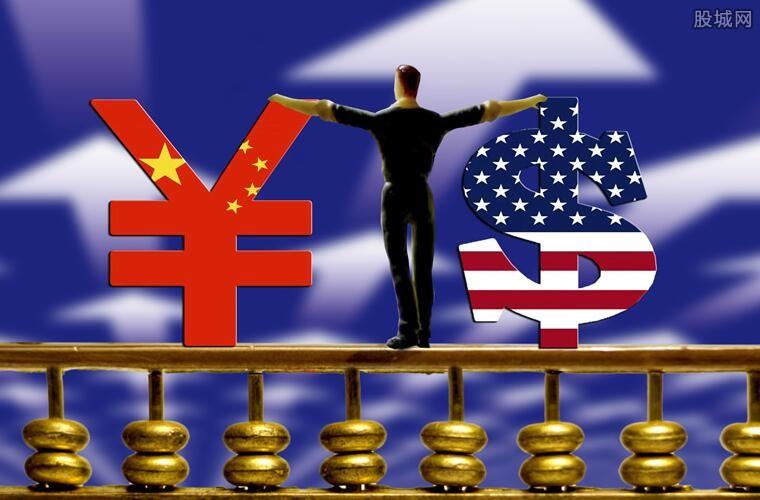 美国与中国贸易关系