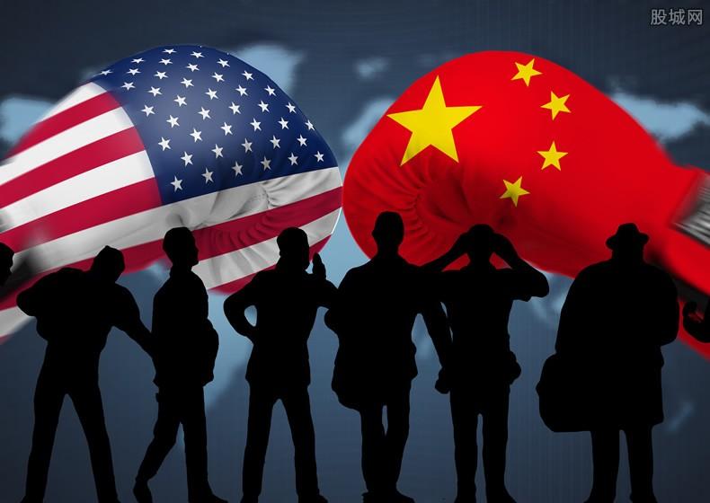 中国与美国最新局势