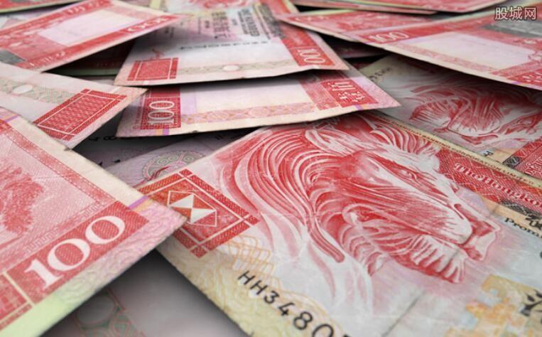 一港元兑多少人民币