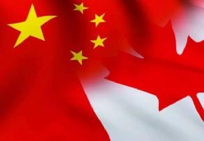 加拿大放弃与中国的自由贸易谈判两国关系现状如何?