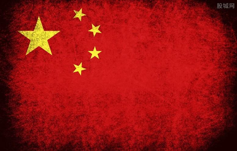 中国经济实力强大