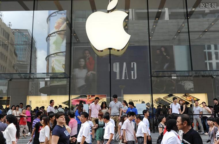 苹果iPhone12销量火爆