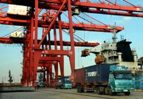 海运费上涨相关集装箱概念股有望受益?