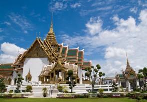 泰国是很穷的国家吗?2020年经济现状怎么样