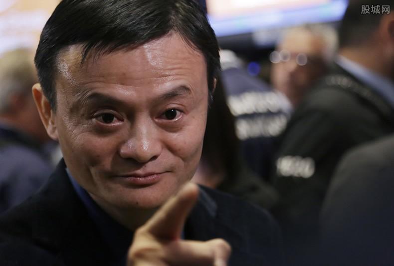 中国首富马云