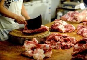 猪肉价格将回落到正常水平目前多少钱一斤?