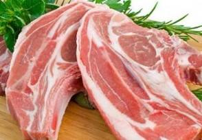 广东猪肉价格多少钱一斤2021春节猪价或上涨