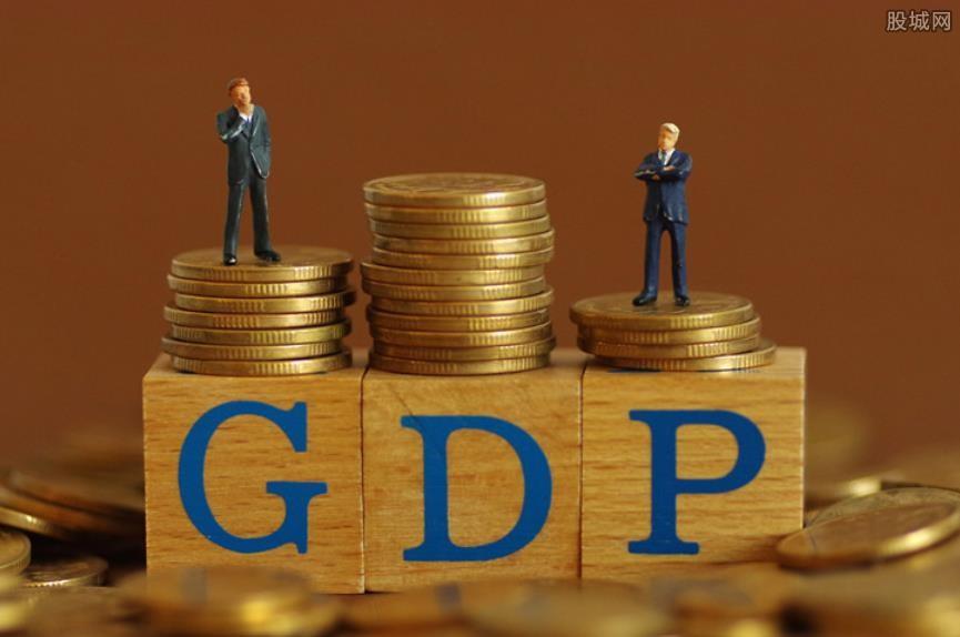 各省GDP总值