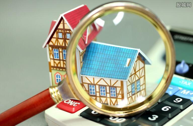 房产抵押贷款的比例