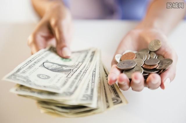 美元为什么跌得厉害