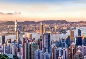 香港失业率创新高逼近25万人失去了工作