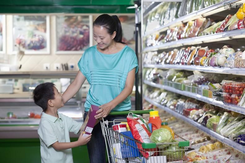 社区开超市
