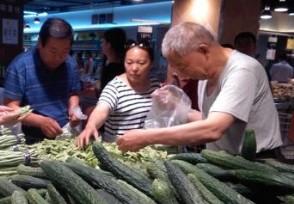 多因素影响蔬菜批发价上行多个品种涨幅较大