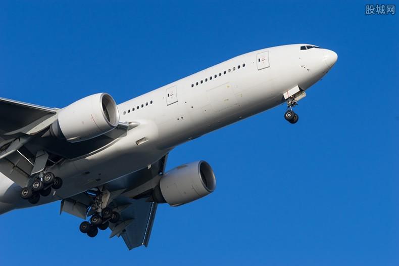 波音777客机故障