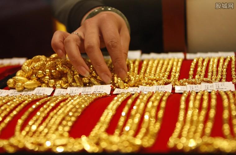 黄金回收价格表