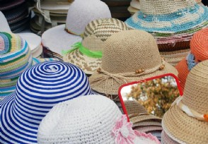 LV推出售价8200元草帽 由100%的稻草构成
