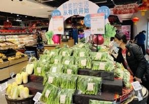 多种蔬菜价格下降市场需求量减少