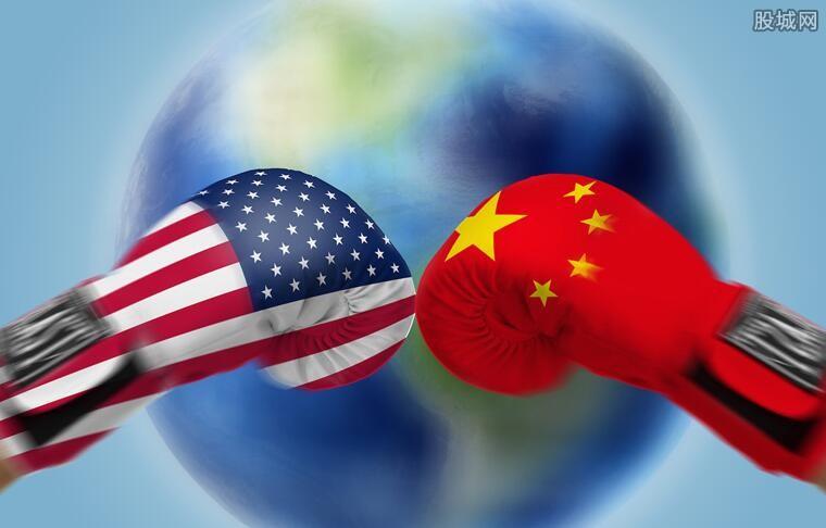 中美两国GDP对比