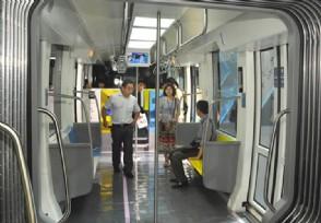 广州上海地铁乘车码一码通行市民出行更方便了