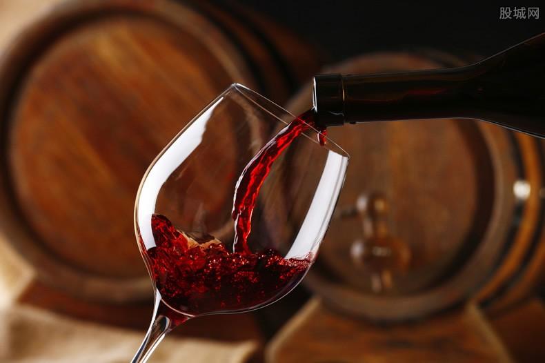 法国葡萄酒行业