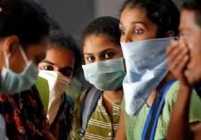 印度疫情蔓延邻近国家 今日最新累计死亡病例公布
