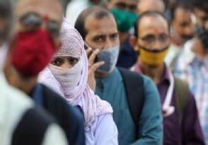 印度官员表示第三波疫情不可避免疫情十分严重