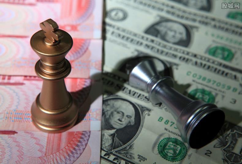 中国银行兑换外币