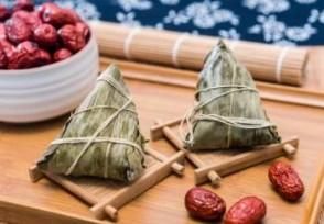 低脂粽子销售额大增200%同比增长了50%