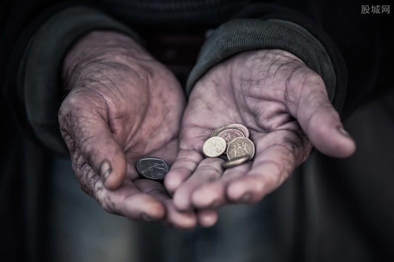 贫困收入标准