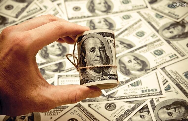 美元指数下跌