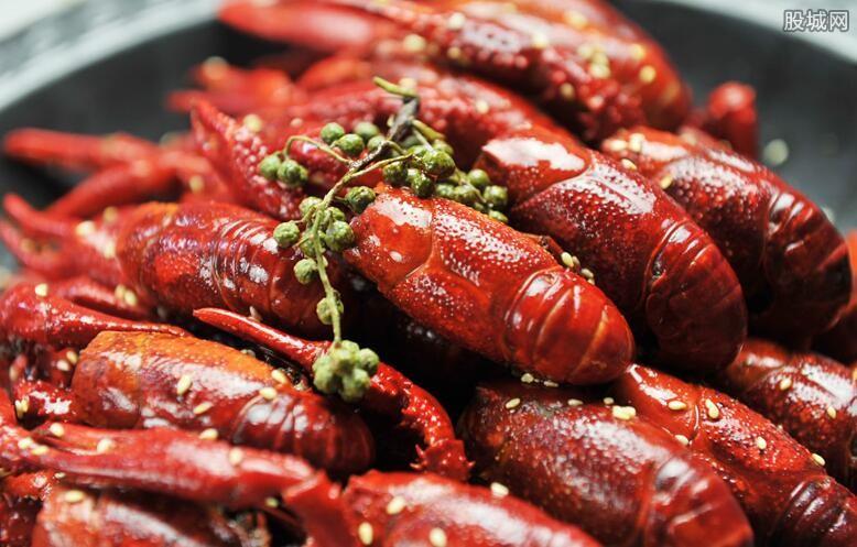 小龙虾价格上涨