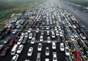 国庆期间小客车免收高速通行费免费时间段是什么时候