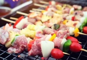 烧烤哪些食物可以放心点