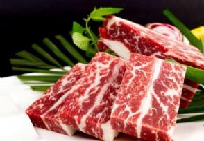 买牛肉时要怎样挑选