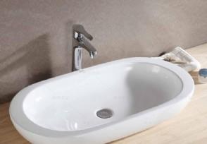 浴室洗脸盆品牌推荐