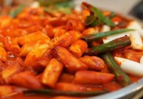 韩国明洞特色小吃有哪些