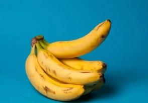 如何挑选好吃的香蕉