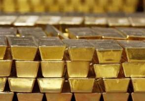 什么时候买黄金好